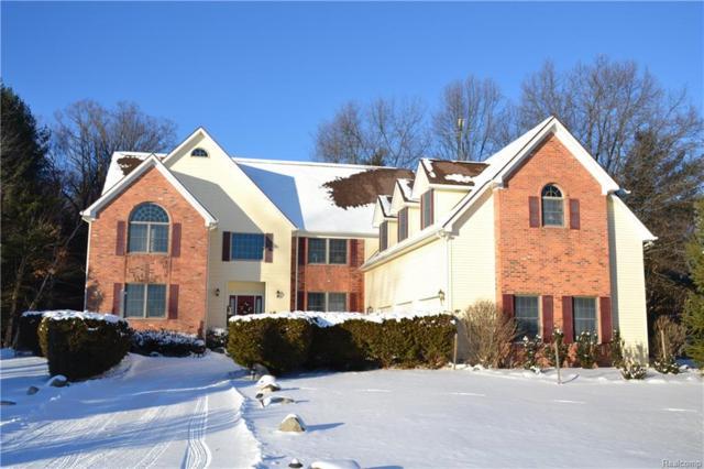 5160 Vine Street, Saint Clair Twp, MI 48079 (#219007020) :: The Buckley Jolley Real Estate Team