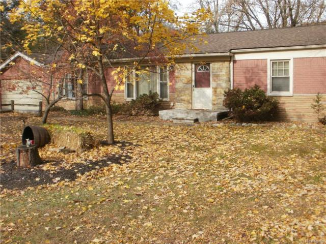 30502 Bretton Street, Livonia, MI 48152 (#219007096) :: The Buckley Jolley Real Estate Team