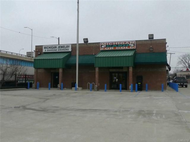 15511 W 8 MILE Road, Detroit, MI 48235 (#219007216) :: RE/MAX Classic