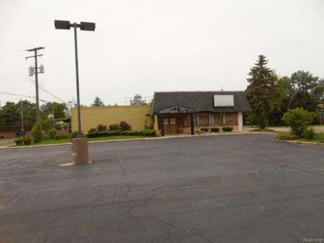 30325 6 MILE Road, Livonia, MI 48152 (#219007234) :: The Buckley Jolley Real Estate Team
