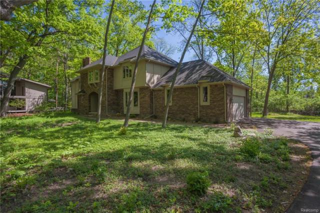 1440 Burgundy Road, Ann Arbor, MI 48105 (#219007339) :: RE/MAX Nexus