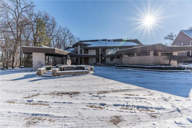 1555 Lone Pine Road, Bloomfield Twp, MI 48302 (#219007359) :: The Buckley Jolley Real Estate Team