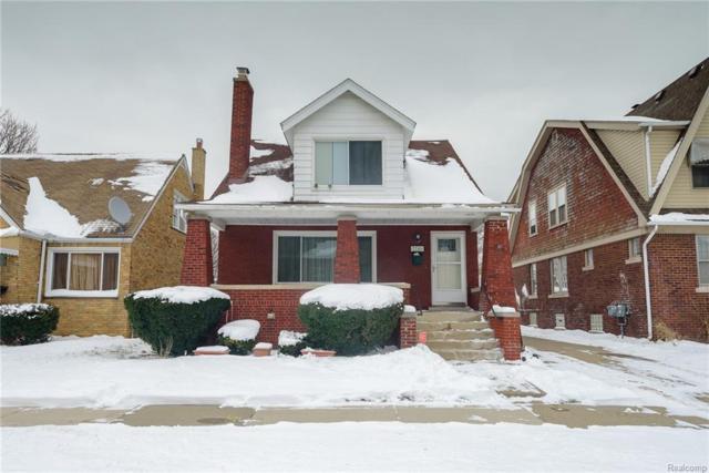 7746 Maple Street, Dearborn, MI 48126 (#219007366) :: RE/MAX Nexus
