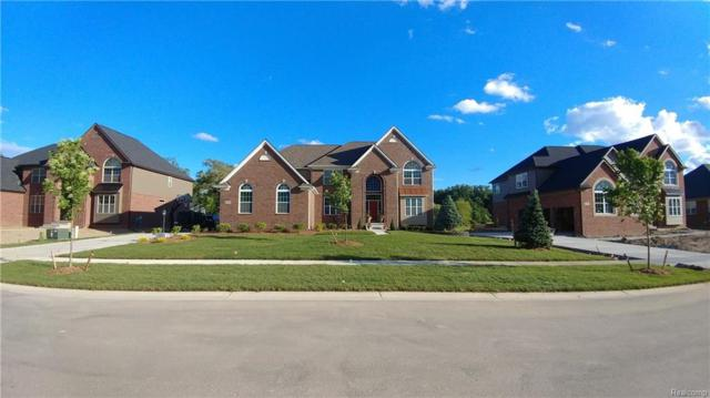 57561 W Stoneleigh Drive, South Lyon, MI 48178 (#219007562) :: The Mulvihill Group