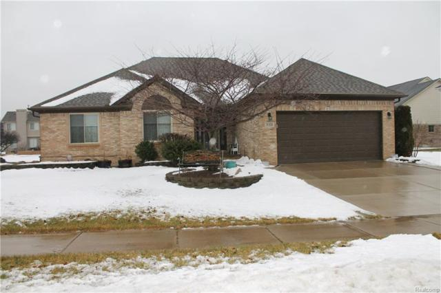 31531 Day Lily Drive, Brownstown Twp, MI 48173 (#219007569) :: RE/MAX Classic