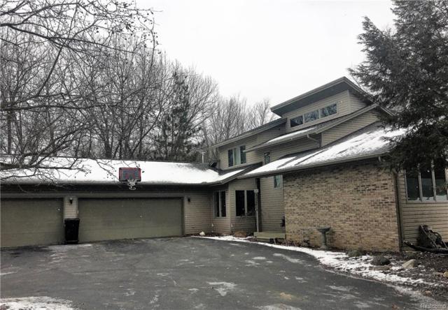 5865 Allison Court, Brandon Twp, MI 48371 (#219007914) :: The Buckley Jolley Real Estate Team