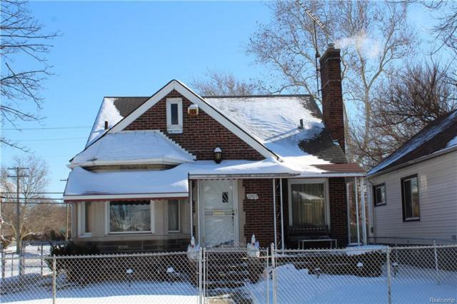 1201 S Liebold Street, Detroit, MI 48217 (#219007920) :: The Buckley Jolley Real Estate Team