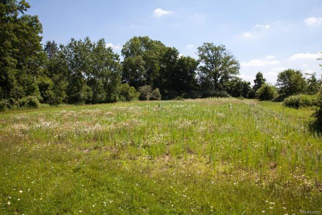 0 Edgewood, Groveland Twp, MI 48462 (#219007984) :: The Buckley Jolley Real Estate Team