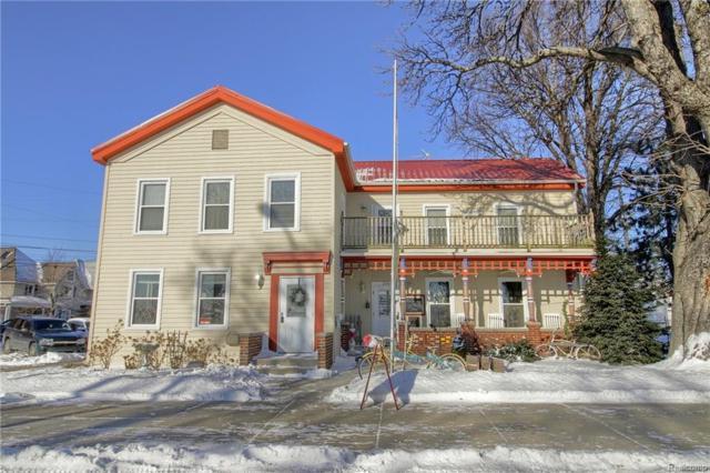 256 S Water Street, Marine City, MI 48039 (#219008186) :: The Buckley Jolley Real Estate Team