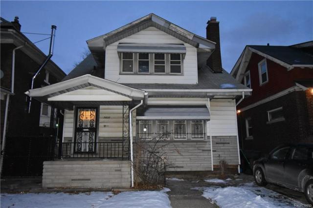 7420 Woodrow Wilson St, Detroit, MI 48206 (#219008438) :: RE/MAX Classic