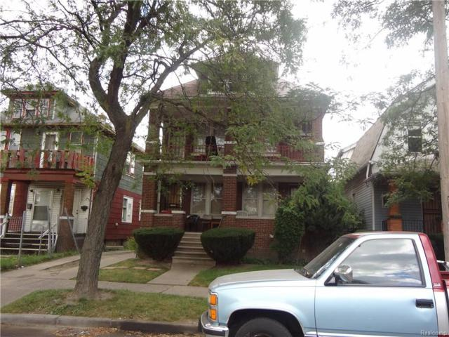 6642 Willette, Detroit, MI 48210 (MLS #219008529) :: The Toth Team