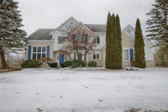 48279 Chesterfield Drive S, Canton Twp, MI 48187 (#219008539) :: RE/MAX Classic