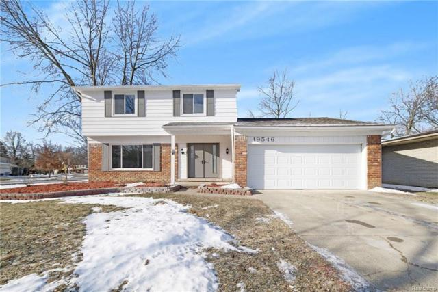 19546 Coventry Drive, Riverview, MI 48193 (#219008658) :: The Buckley Jolley Real Estate Team