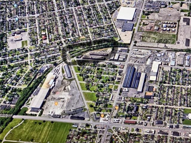 6217 Lonyo Street, Detroit, MI 48210 (#219008702) :: The Buckley Jolley Real Estate Team