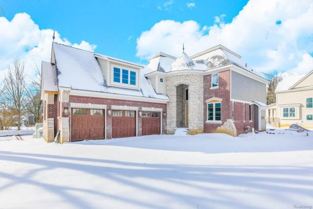 266 S Castell, Rochester, MI 48307 (#219008829) :: The Buckley Jolley Real Estate Team