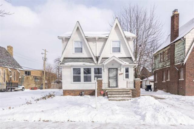 4884 Buckingham, Detroit, MI 48224 (MLS #58031369896) :: The Toth Team