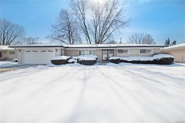 11130 Laurel Court, Sterling Heights, MI 48312 (#219009412) :: NERG Real Estate Experts