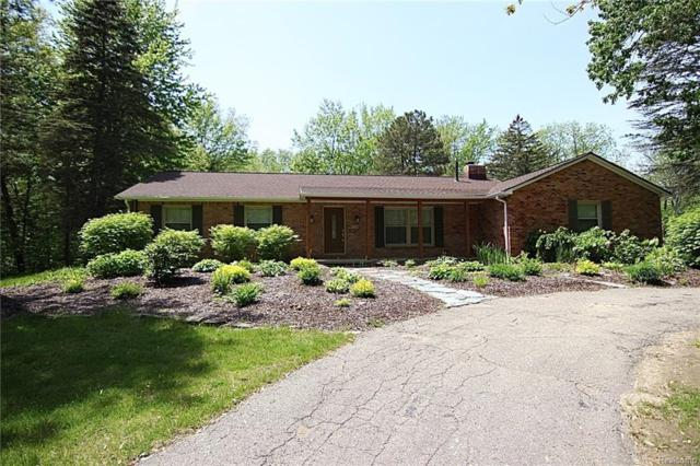 1000 Buell, Oakland Twp, MI 48363 (#219009696) :: The Buckley Jolley Real Estate Team