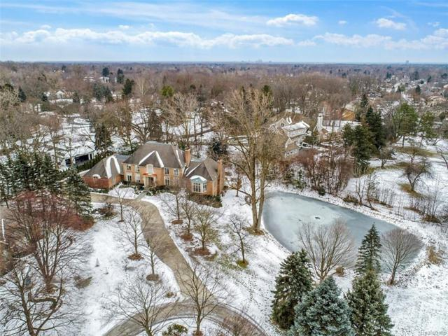 5065 Lone Pine Lane, Bloomfield Twp, MI 48302 (#219009760) :: The Buckley Jolley Real Estate Team
