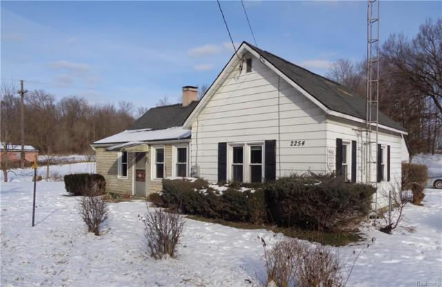 2254 Millville Road N, Mayfield Twp, MI 48446 (#219009797) :: The Buckley Jolley Real Estate Team