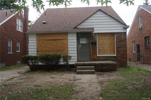 20475 Terrell Street, Detroit, MI 48234 (#219009809) :: RE/MAX Classic