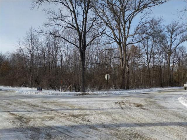 2185 Armond Rd, Howell Twp, MI 48855 (#219009911) :: The Buckley Jolley Real Estate Team