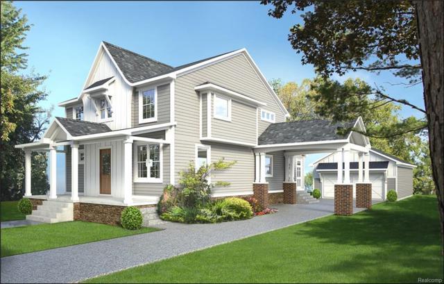 450 Gardner Street, Northville, MI 48167 (#219010016) :: RE/MAX Classic