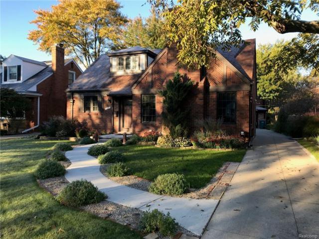 26697 Humber Street, Huntington Woods, MI 48070 (#219010125) :: Keller Williams West Bloomfield