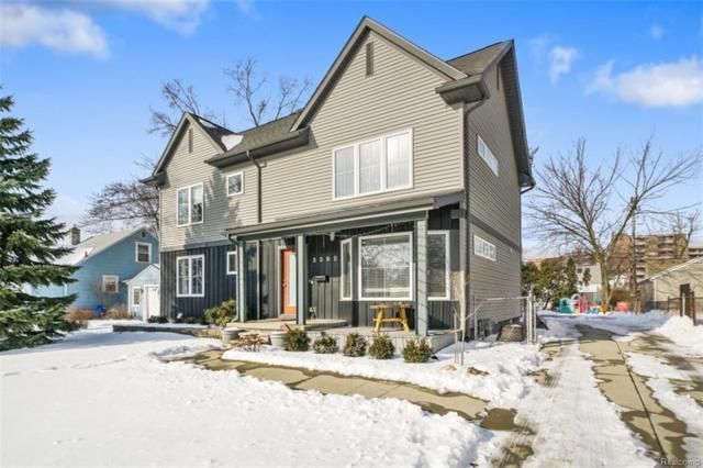 2392 Cambridge Road, Berkley, MI 48072 (#219010208) :: NERG Real Estate Experts
