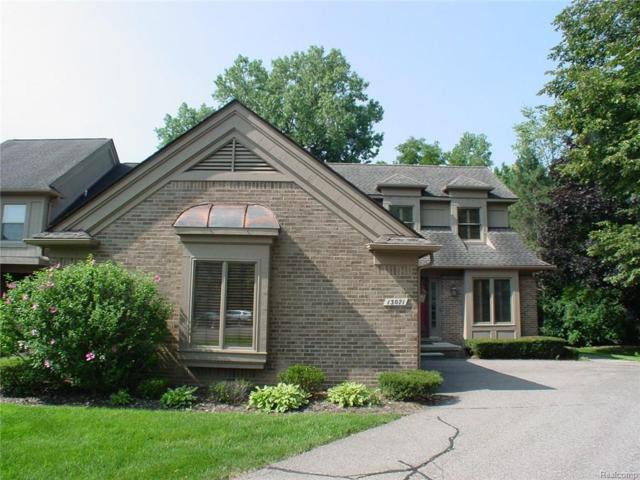 13071 Hidden Creek Drive, Plymouth Twp, MI 48170 (#219010322) :: RE/MAX Classic