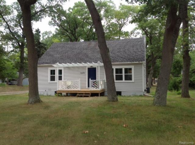 6976 Lakeview Street, Caseville, MI 48725 (MLS #219010632) :: The Toth Team