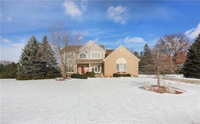 274 Carnoustie, Highland Twp, MI 48357 (#219010683) :: The Buckley Jolley Real Estate Team