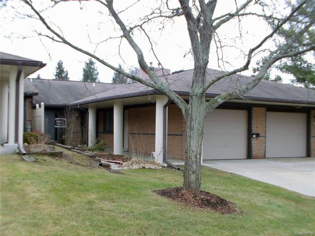973 Wexford Way #40, Rochester Hills, MI 48307 (#219010710) :: RE/MAX Classic