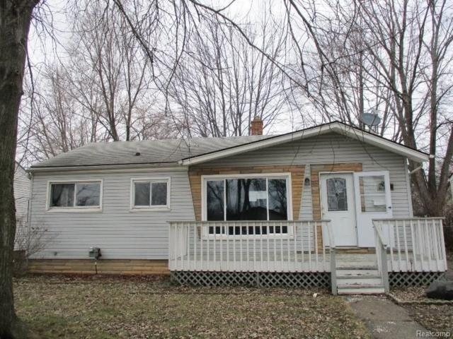 31490 Hazelwood Street, Westland, MI 48186 (#219010795) :: RE/MAX Nexus