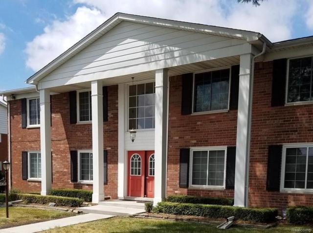 2434 Mulberry Square #53, Bloomfield Twp, MI 48302 (#219010833) :: RE/MAX Classic