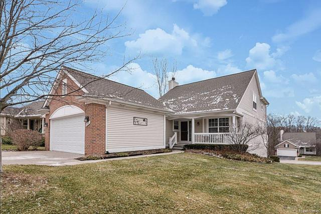 6598 Forest Ridge Court, Independence Twp, MI 48346 (#219011265) :: RE/MAX Classic