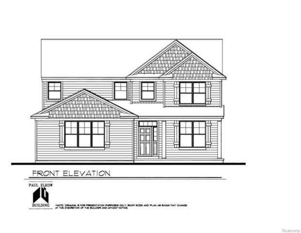LOT 2 Woodchuck Lane, Lyon Twp, MI 48165 (#219011322) :: RE/MAX Classic