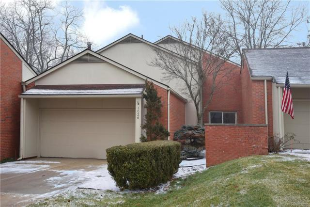 1026 Stratford Pl, Bloomfield Hills, MI 48304 (#219011579) :: RE/MAX Classic