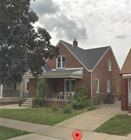 6607 Payne Avenue, Dearborn, MI 48126 (#219011611) :: RE/MAX Nexus