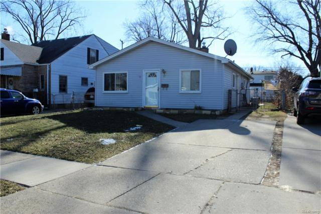 82 E Hudson Avenue, Madison Heights, MI 48071 (#219011665) :: Alan Brown Group