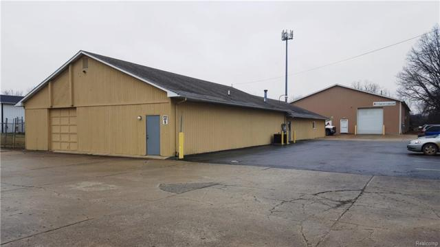 3214 S Dye Road, Flint Twp, MI 48507 (#219011721) :: The Buckley Jolley Real Estate Team