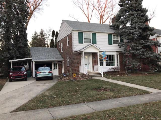 2014 Bonnie View Drive, Royal Oak, MI 48073 (#219011806) :: RE/MAX Nexus