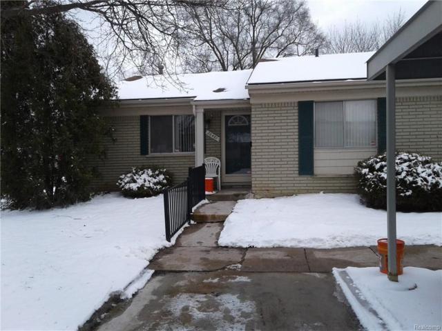 26481 Franklin Pointe Drive, Southfield, MI 48034 (#219011952) :: RE/MAX Classic