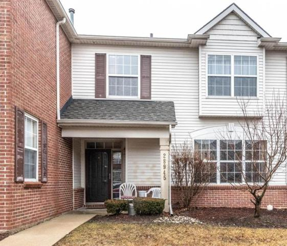28945 Cullen Drive #9, Romulus, MI 48174 (#543262474) :: The Buckley Jolley Real Estate Team