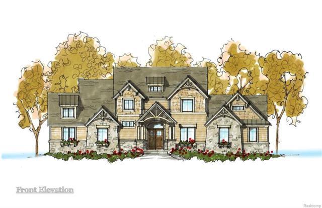 625 Fairbrook Street, Northville Twp, MI 48167 (#219011982) :: GK Real Estate Team
