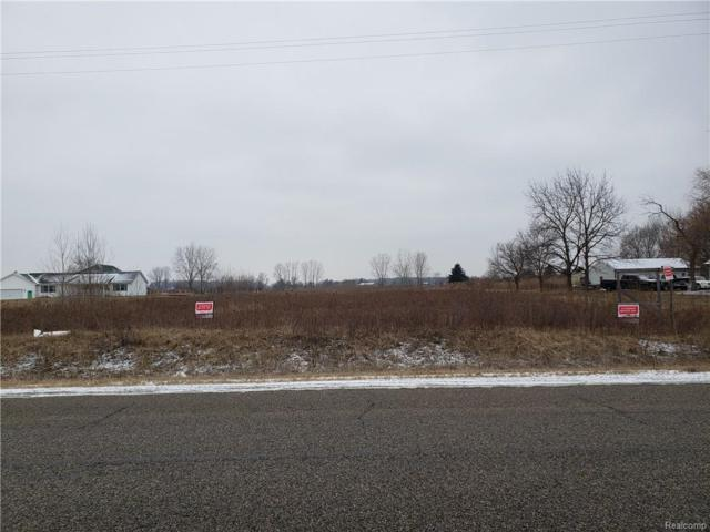 0 Wadhams, Saint Clair Twp, MI 48079 (#219011995) :: The Buckley Jolley Real Estate Team