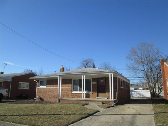 29161 Sherry Avenue, Madison Heights, MI 48071 (#219012094) :: Alan Brown Group