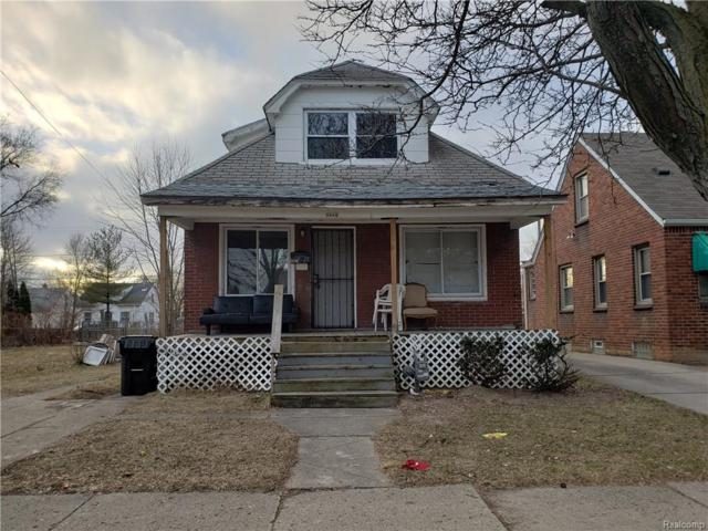 6881 Brace Street, Detroit, MI 48228 (MLS #219012309) :: The Toth Team