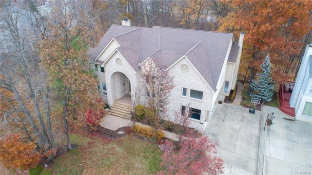 6087 Oak Trail, West Bloomfield Twp, MI 48322 (#219012409) :: RE/MAX Classic