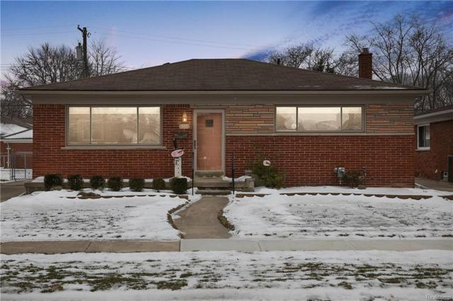 19812 Mauer Street, Saint Clair Shores, MI 48080 (#219012416) :: The Mulvihill Group